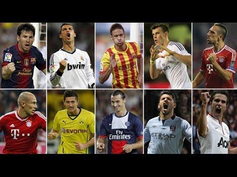Los mejores jugadores del mundo 2014 15 youtube - Los mejores carnavales del mundo ...