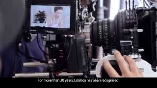 Estetica x Jesseca Liu 刘子绚 Exclusive Interview TVC Thumbnail