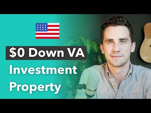 Using A VA Loan For An Investment Property