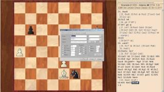 London Chess Classic 2011 5й тур Видеоитоги от Сергея Шипова