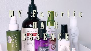 My favorite ?? hair essence / …