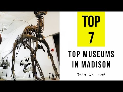 Top 7. Best Museums In Madison - Wisconsin