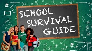 Middle School Survival Guide - Tips + Advice