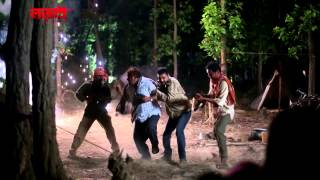Fight For Survival | Making Part 4 | Lorai | Bengali Movie 2015