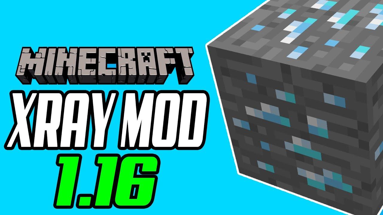 Minecraft 1 16 How To Install XRAY Classic MOD Tutorial (1