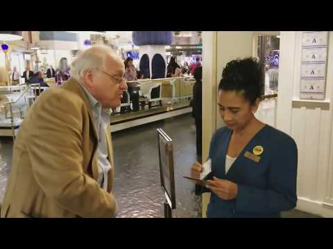 Las Vegas - inside Paris casino with Maria and Singer Dr. B... / Episode 12 - part 4