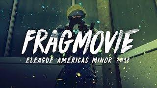 CSGO FRAGMOVIE | The Road to Boston - Eleague Americas Minor 2018