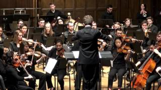 Empire Film Music Ensemble performs Cosmos: A Spacetime Odyssey, Suite for Orchestra