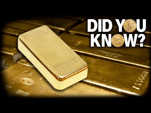 How Much Is A Gold Bar Worth: Did You Know?