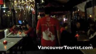 VancouverTourist.com - Vancouver Restaurants, Coal Harbour - The Mill Marine Bistro