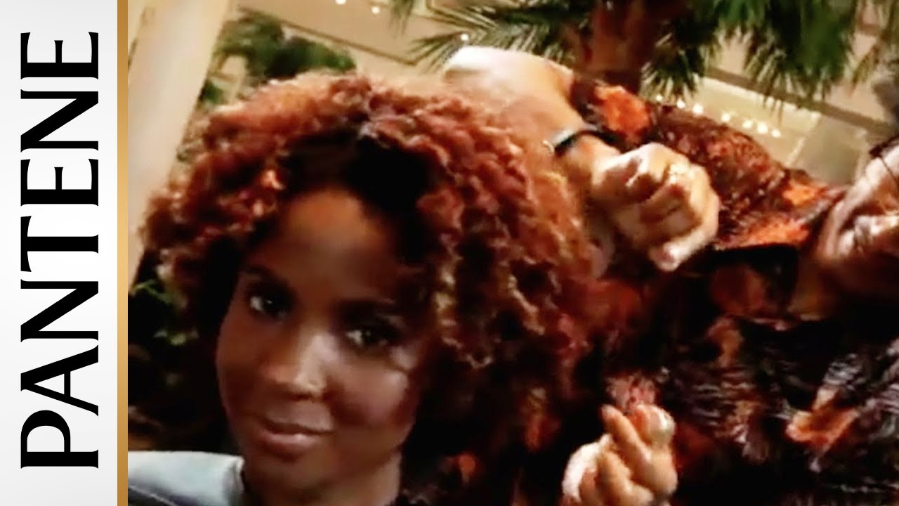 African American Hairstyles: Natural Black Hair Curls - How To