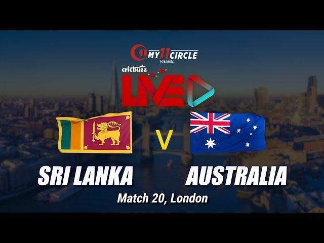 Sri Lanka v Australia, Match 20: Preview