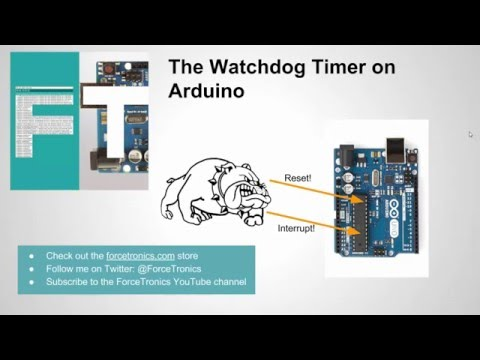 The Watchdog Timer On Arduino