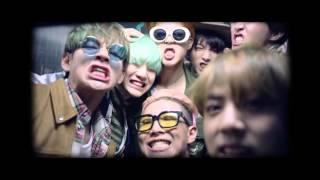 BTS RUN + Butterfly  ( manly deep version )