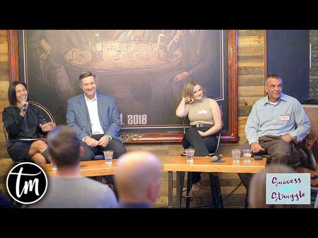 Tisha Marie Pelletier w/ Ray Schey, Sydney Grover & Jim Thompson - Success Over Struggle #8