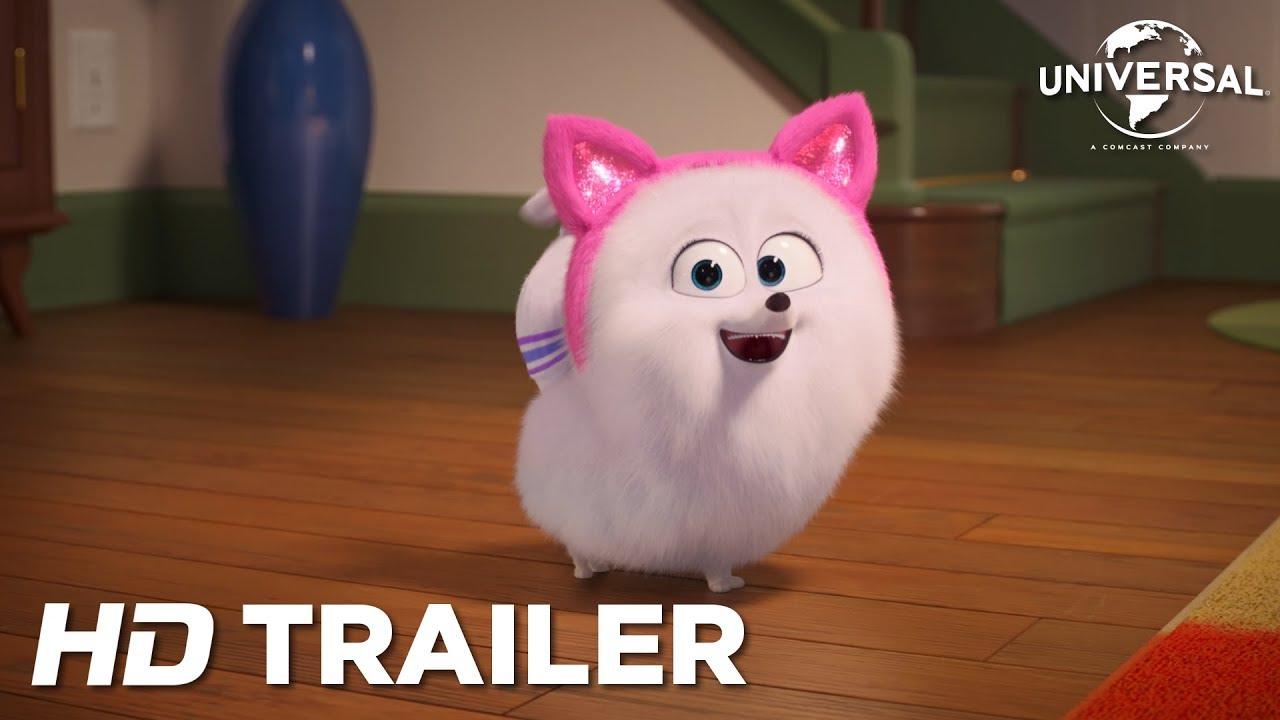 Pets A Vida Secreta Dos Bichos 2 Trailer 4 Oficial Dublado