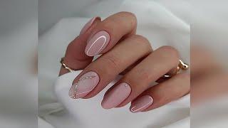 Маникюр цвета Пепел розы Фото Идеи настоящего совершенства Dusty Rose Manicure