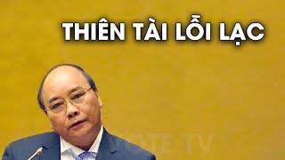 Cái đầu nghẹo của TT Nguyễn Xuân Phúc ảnh hưởng gì đến vận nước VN #Vote Tv