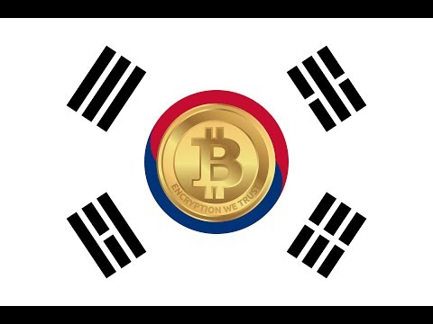 South Korea Buying Up All The Bitcoin