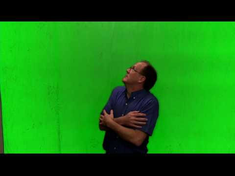 University of Wyoming Libraries - One Button Studio - Weather Change - Green Screen Video