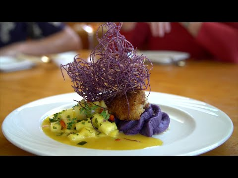 Visit the USA - Hawaii Culinary Thematic Video