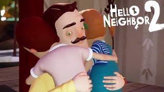 HELLO NEIGHBOR 2 E ZOMBIES?! A CAMPA DA MULHER DO VIZINHO! | Hello Neighbor Hide and Seek (NOVO)