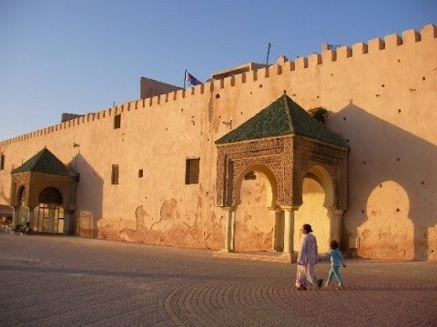 3 Viaggio in Marocco Meknes Morocco travel guide video di Ma
