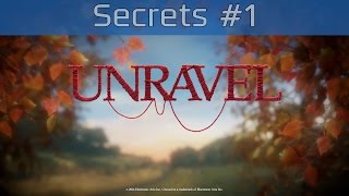 Unravel - Thistle and weeds Secrets Walkthrough [HD 1080P/60FPS]