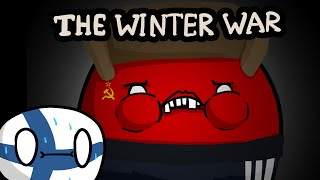 The Winter War - Story time | Countryballs