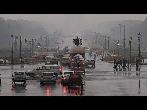 Rains, thundershowers hit Delhi-NCR, hailstorm likely Mp3