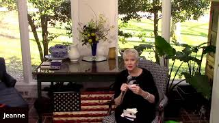 Jeanne Robertson: Live From The Back Porch