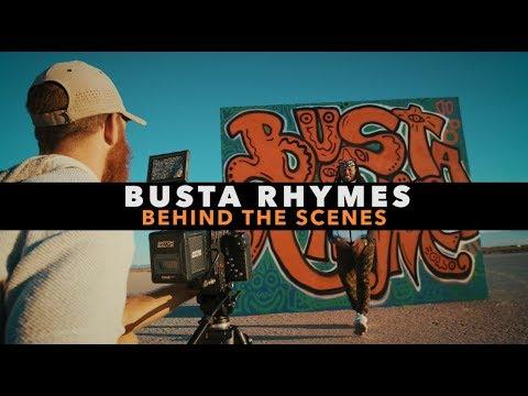 Montana Of 300 - Busta Rhymes (Behind The Scenes)