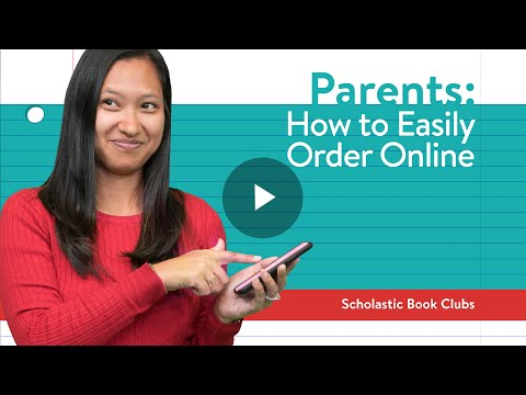 Parents: How To Easily Order Online
