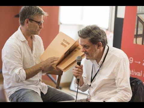 Discussion entre Jean-Yves Jouannais et Jean-Michel Alberola