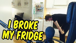 I broke my fridge - GTA 5 Funny Moments