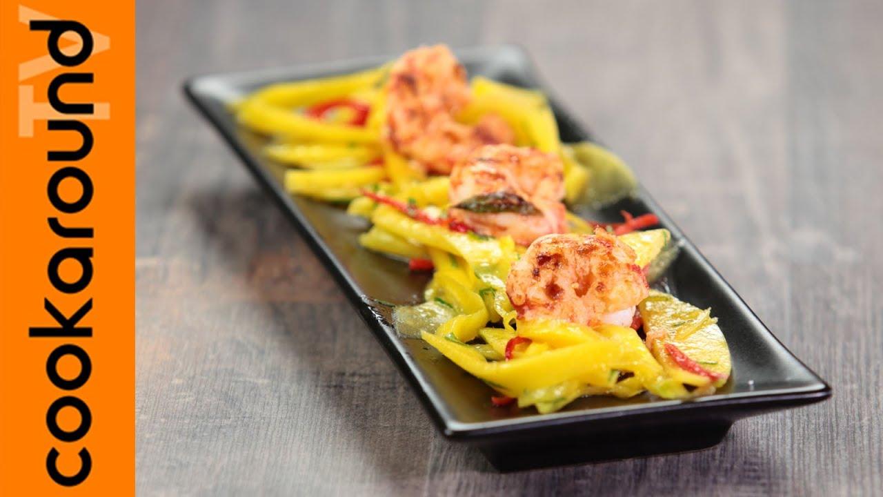 Ricette di insalate con pesce