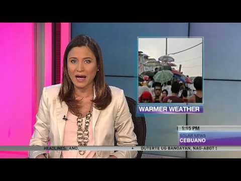 Solar News Cebuano  Feb  4, 2014