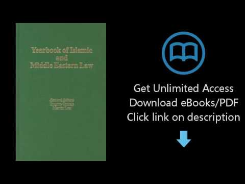Yearbook of Islamic and Middle Eastern Law, Vol. 9: 2002-2003