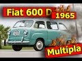1965 Fiat 600 D Multipla