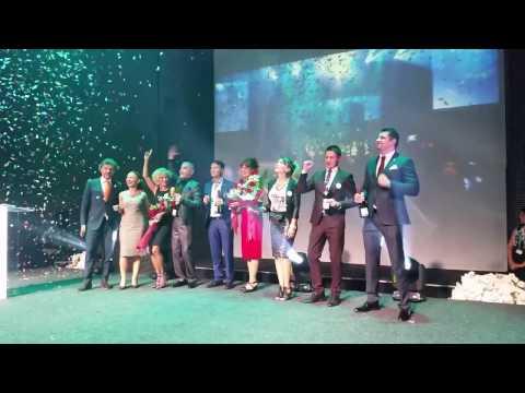 LR Health & Beauty Bulgaria - Връчване на Автомобили