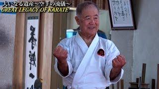 中達也もビックリ!沖縄空手の達人が凄い!Higaonna Morio, Okinawa Goju-ryu