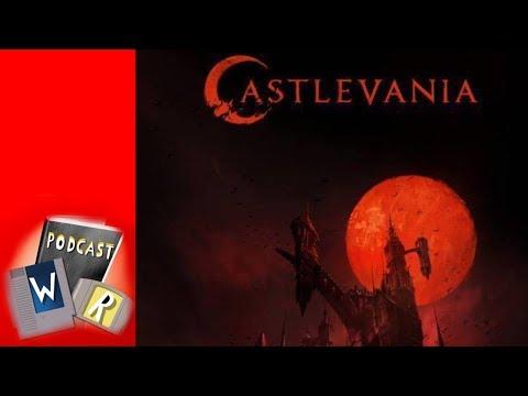 Castlevania on Netflix  Weekend Rental Podcast
