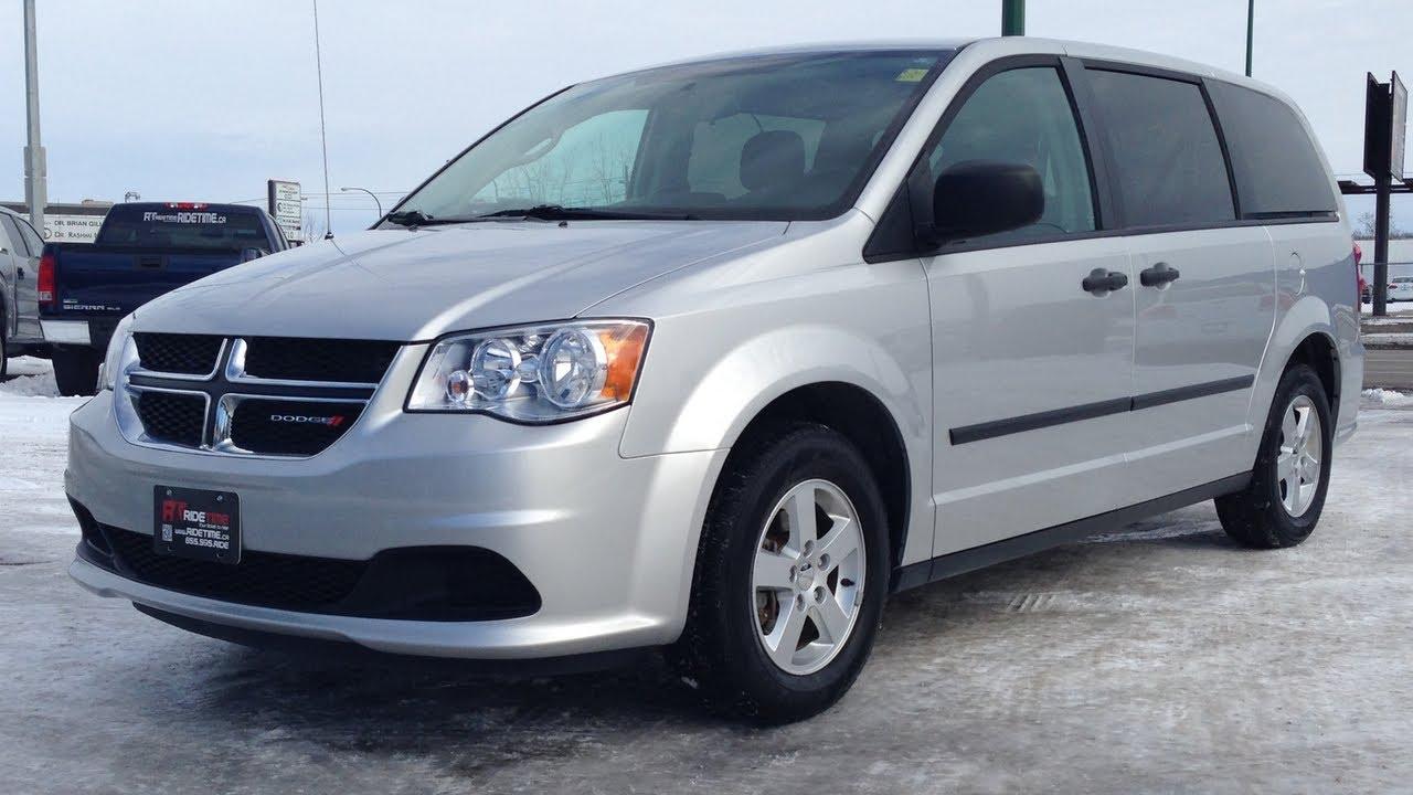 2012 Dodge Grand Caravan Se Plus Winnipeg Mb Best Used Vans In