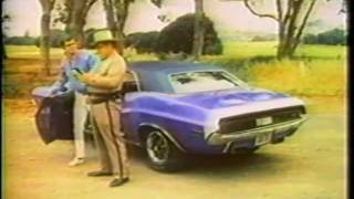 1970 Dodge Challenger RT Commercial