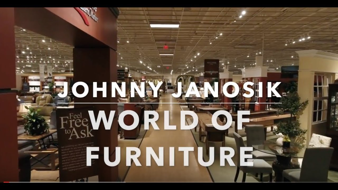 Johnny Janosik Inc Delaware Business Times