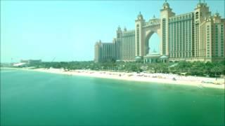 Travel VLOG - UAE - Palm Jumeirah Islands - Dubai