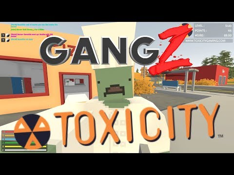 Unturned GangZ - Patrons vs GangZ!! S6E01 (Toxicity Modded Multiplayer PvP)