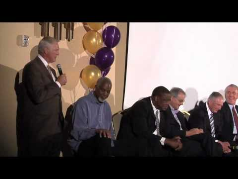 1971-72 L.A. Lakers 40th anniversary reunion event - Part 2 of 4