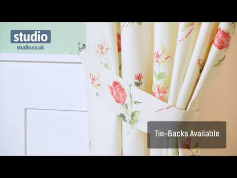 Studio - Summer Garden Curtains