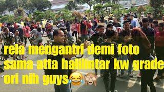 tidak disangka mamik alay banyak fans di jakarta sampai minta foto harus ngantri haters mana nih😱😂 MP3